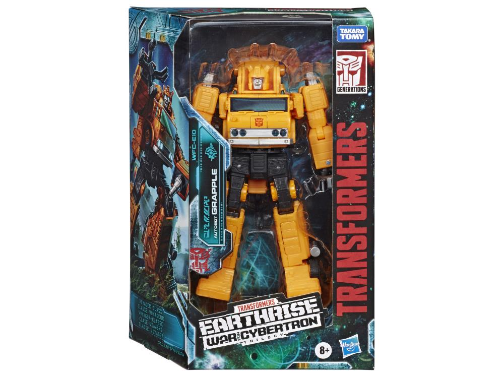 War for Cybertron: Earthrise Grapple
