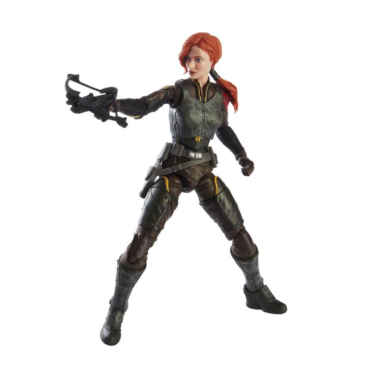 GI Joe Classified Scarlett (Origins: Snake Eyes)