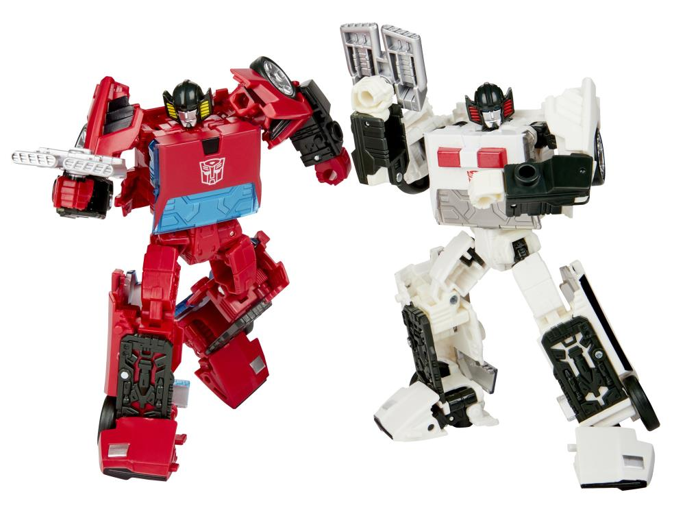 Hasbro Generations Selects Cordon and Spin-out 2 pack