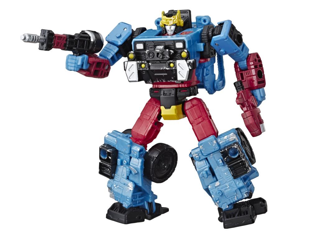 Hasbro Generations Selects Hot Shot
