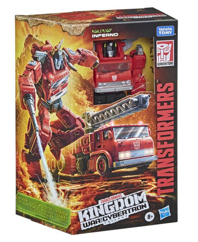 War for Cybertron: Kingdom Inferno