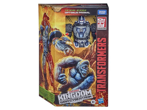 War for Cybertron: Kingdom Optimus Primal