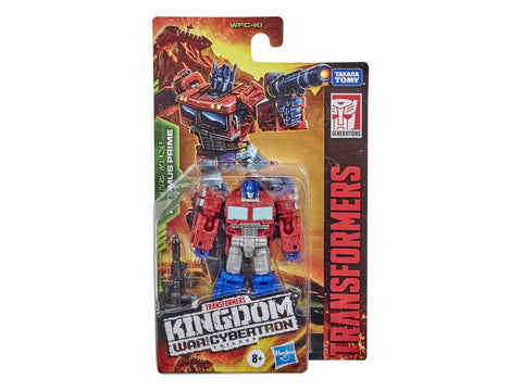 War for Cybertron: Kingdom Optimus Prime (Core Size)