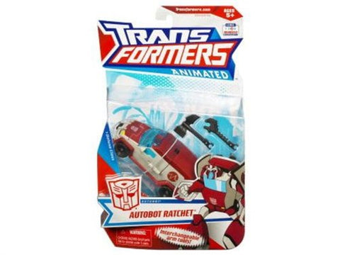 Hasbro Animated Cybertron Mode Ratchet (TFVABK4)