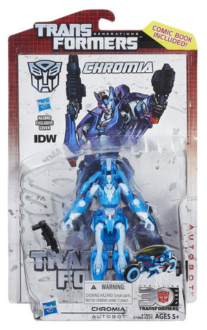 Hasbro Generations Chromia