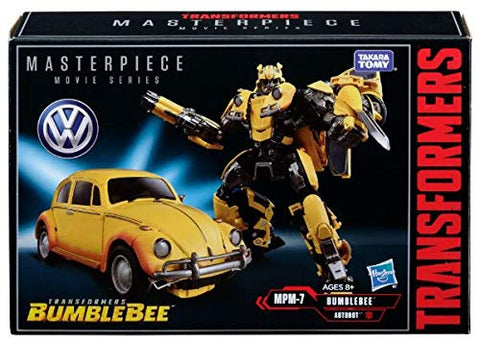 Hasbro Movie Masterpiece MPM-7 Bumblebee