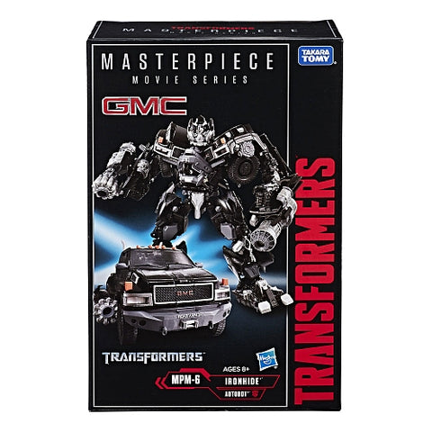 Hasbro Movie Masterpiece MPM6 Ironhide