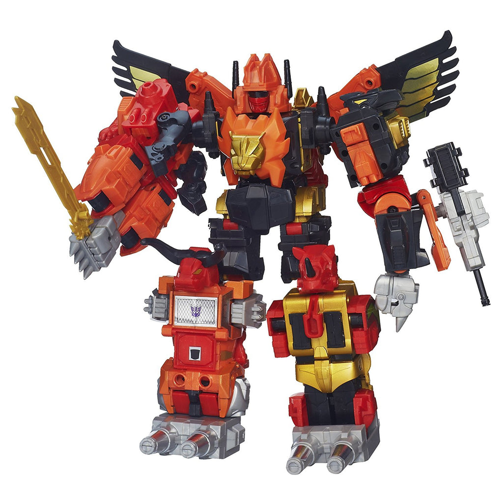 Hasbro Platinum Edition Predaking