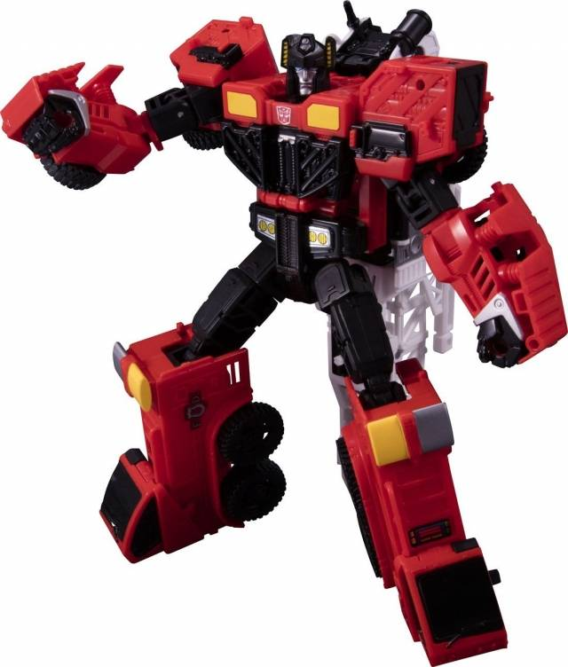 Hasbro Power of the Primes Inferno