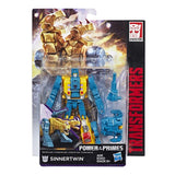 Hasbro Power of the Primes Sinnertwin