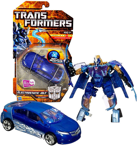 Hunt for the Decepticons Electrostatic Jolt (TFVACJ9)