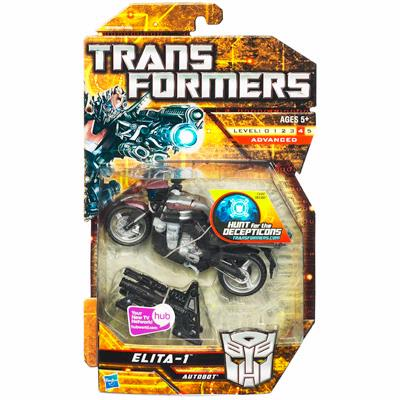 Hunt for the Decepticons Elita-1 (TFVAAW8)