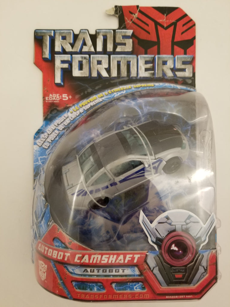 Hasbro 2007 movie Camshaft (TFVABZ3)