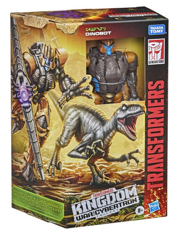 War for Cybertron: Kingdom Dinobot