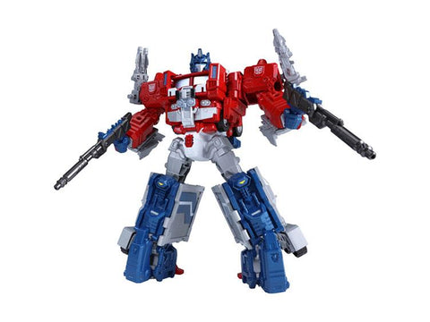 Takara Legends LG35 Super Ginrai (Powermaster Optimus Prime)  (TFVABF7)