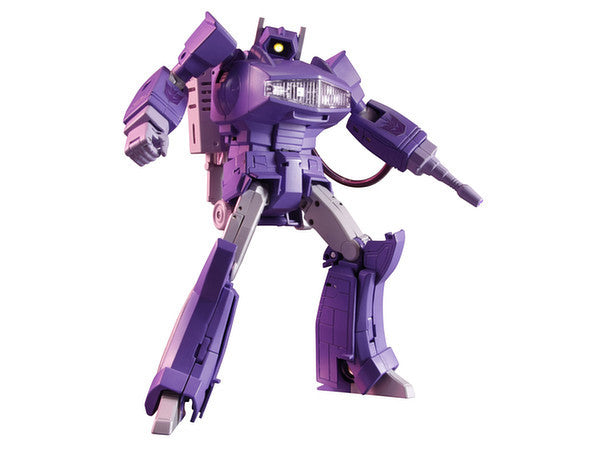 Takara Masterpiece MP29 Laserwave (Shockwave)