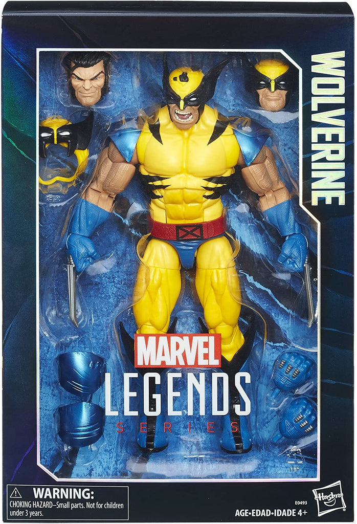 Marvel Legends 12 inch Wolverine