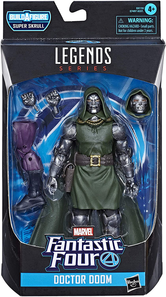 Marvel Legends Doctor Doom (Super Skrull BAF)