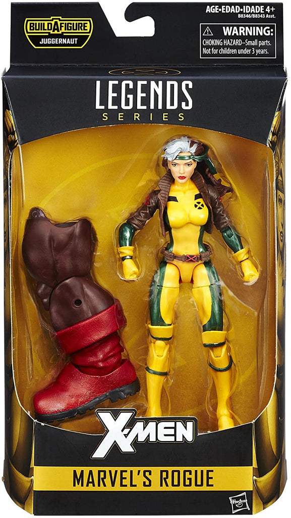 Marvel Legends Rogue (Juggernaut BAF)