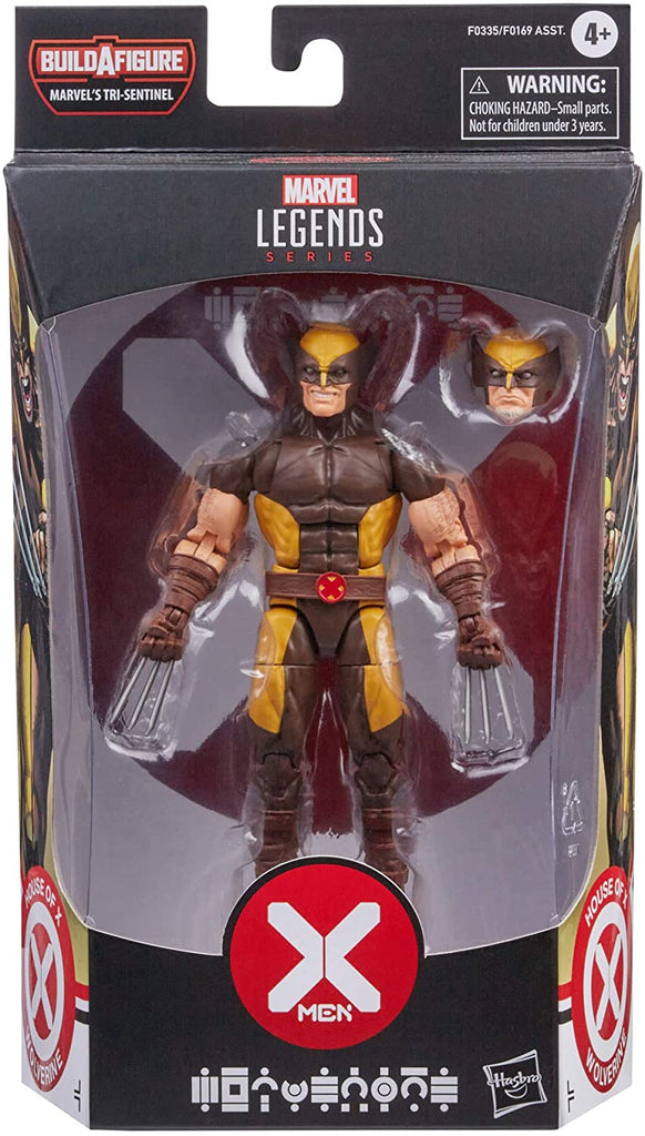 Marvel Legends Wolverine (Tri Sentinel BAF)