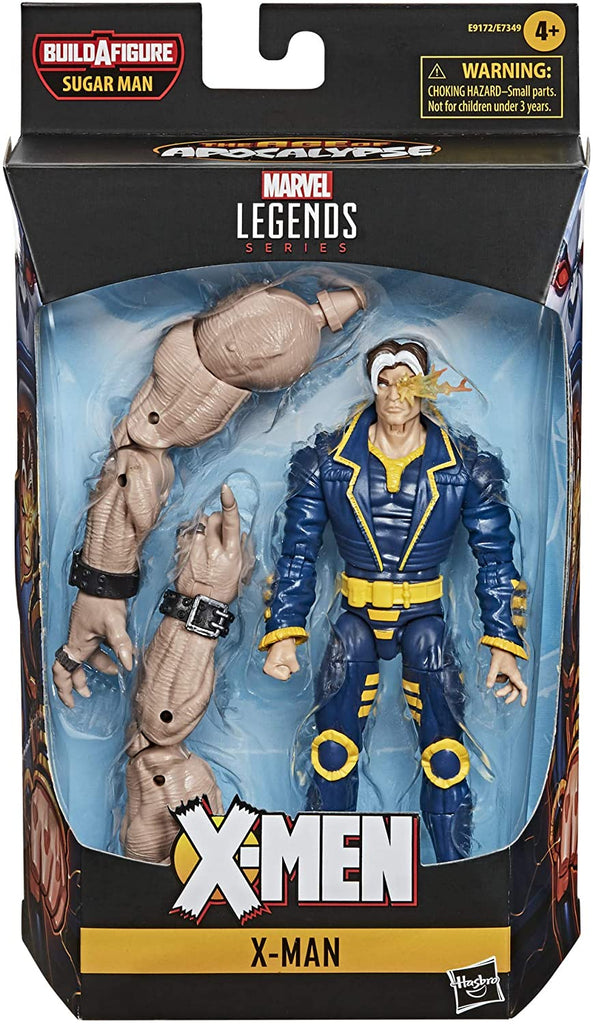 Marvel Legends X Man (Sugar Man BAF)