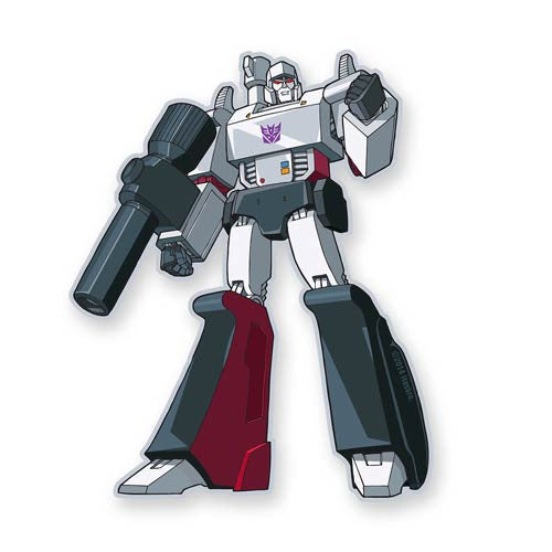 Megatron Chunky Funky Magnet