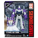 Hasbro Titans Return Octone (Octane)