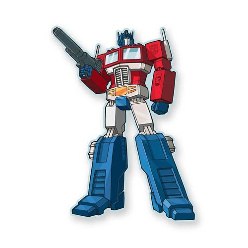 Optimus Prime Chunky Funky Magnet