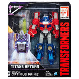 Hasbro Titans Return Optimus Prime