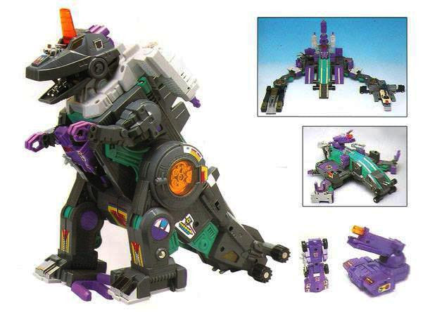 Hasbro Platinum Edition Trypticon