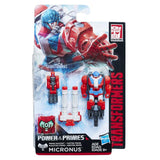 Hasbro Power of the Primes Micronus and Cloudburst