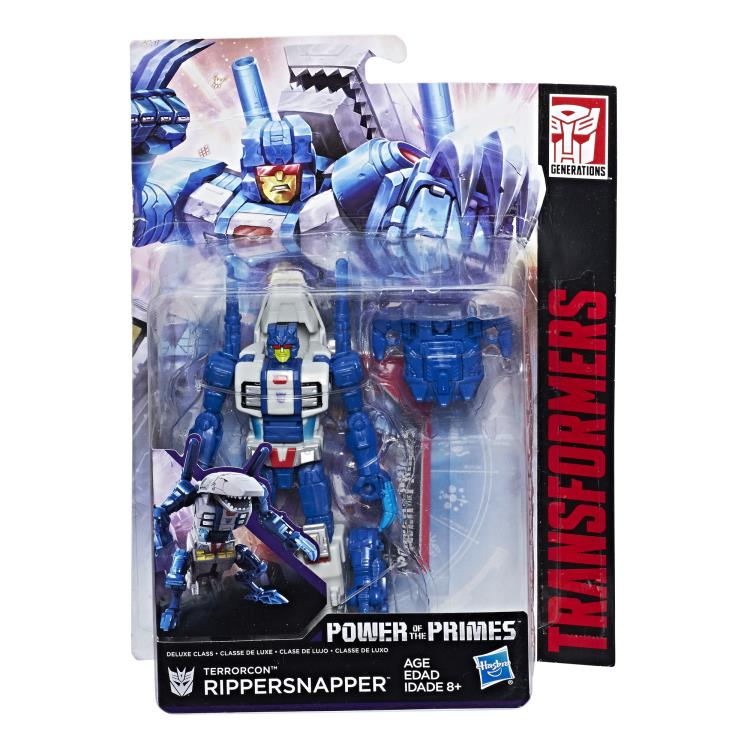 Hasbro Power of the Primes Rippersnapper