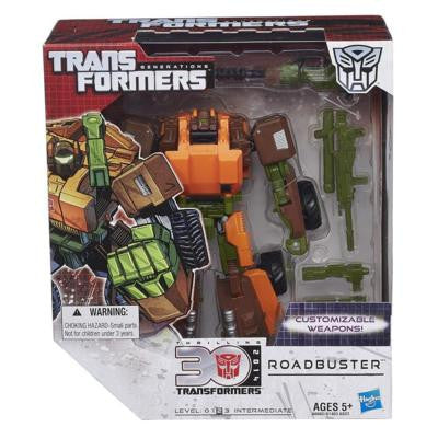 Hasbro Generations Roadbuster