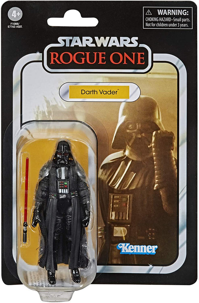 "Star Wars Vintage Collection 3.75"" Rogue One Darth Vader"