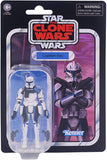 "Star Wars Vintage Collection 3.75"" Clone Wars Captain Rex"