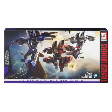 Hasbro Platinum Edition Seeker 3 pack