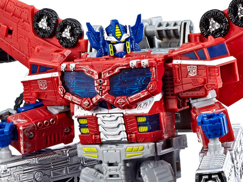 Hasbro Siege Optimus Prime (Galaxy Upgrade)