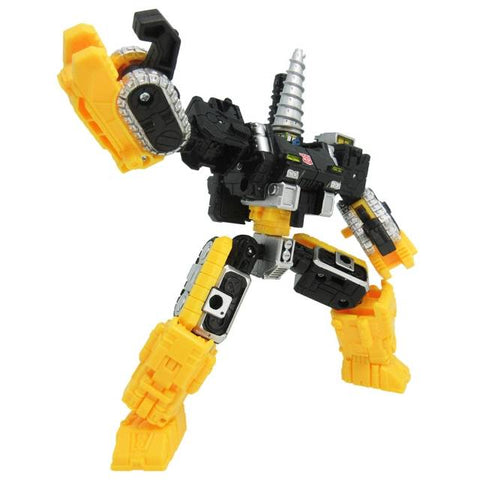 Hasbro Siege Generations Selects Powerdasher Drill Zetar