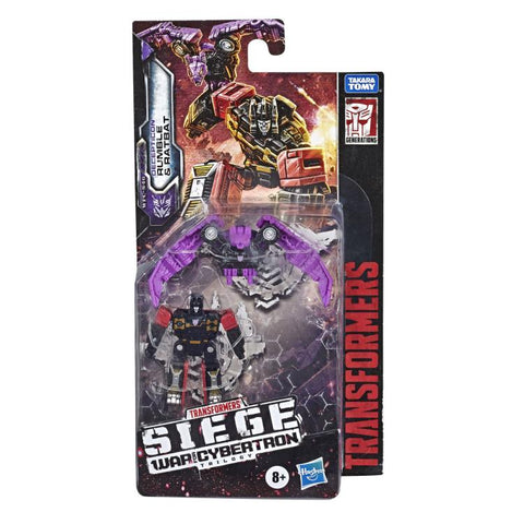 Hasbro Siege Rumble and Ratbat