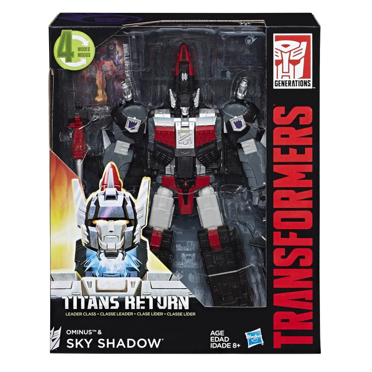 Hasbro Titans Return Sky Shadow