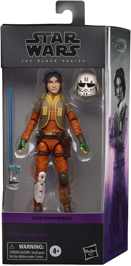 Star Wars Black Series Ezra Bridger