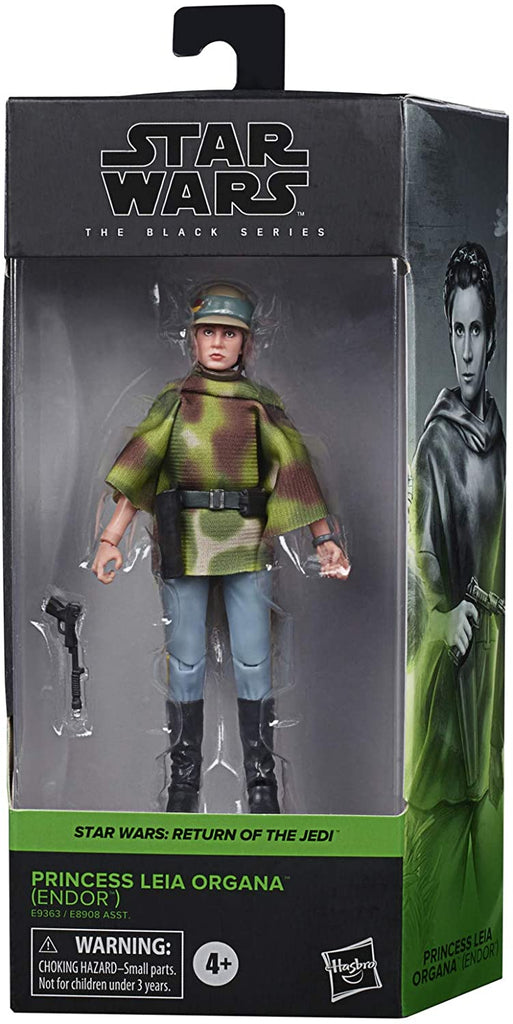 Star Wars Black Series Return of the Jedi Princess Leia (Endor)