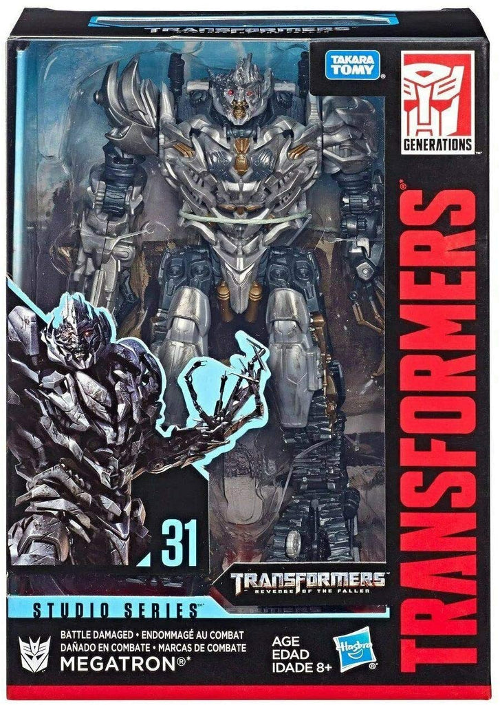 Hasbro Studio Series 31 Battle Damaged Megatron