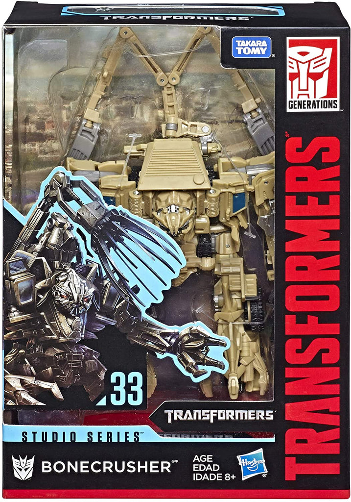 Hasbro Studio Series 33 Bonecrusher