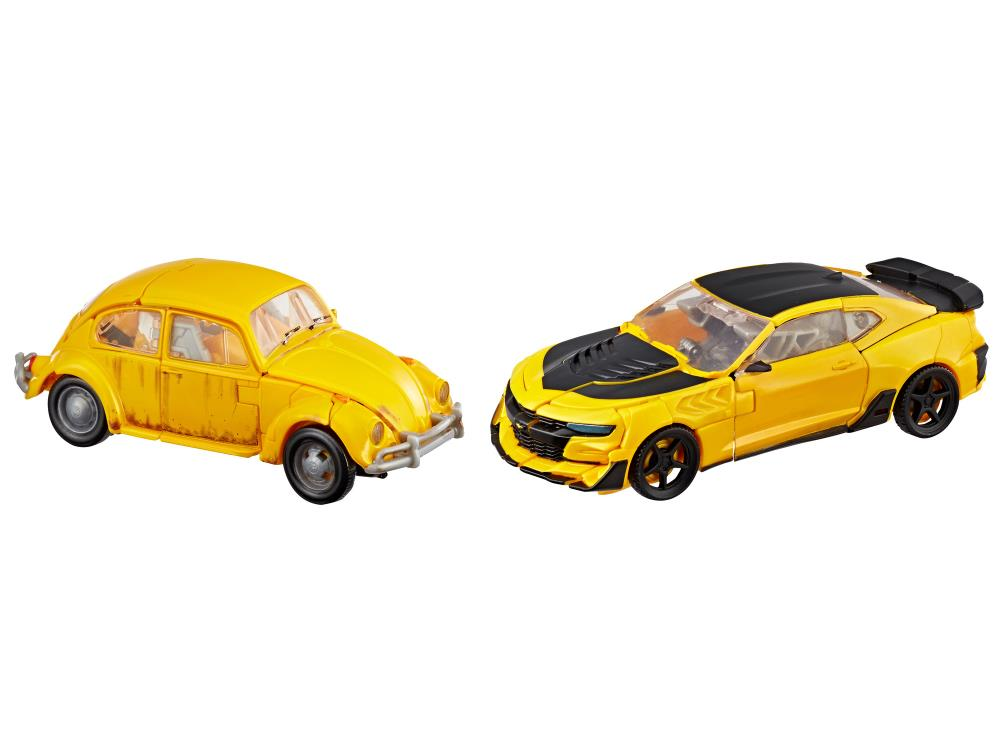 Hasbro Studio Series 24 and 25 Bumblebee Then and Now 2 pack