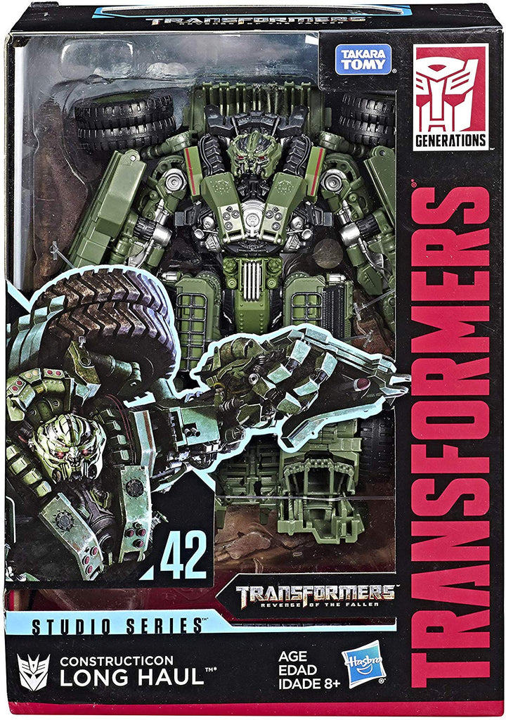 Studio Series 42 Constructicon Long Haul