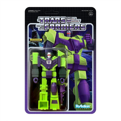 Super7 ReAction Devastator