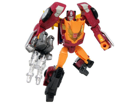 Takara Legends LG45 Hot Rodimus (Hot Rod)