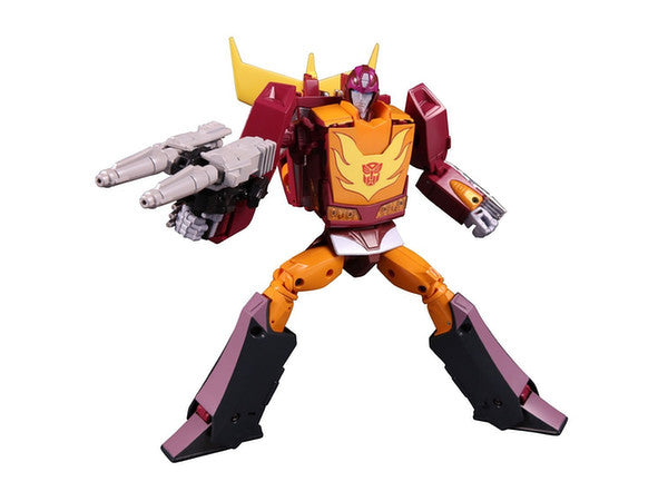Takara Masterpiece MP40 Targetmaster Hot Rodimus (Hot Rod)