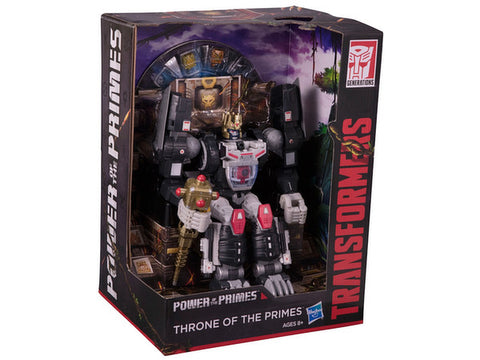 Takara Power of the Primes PP-43 Throne of the Primes